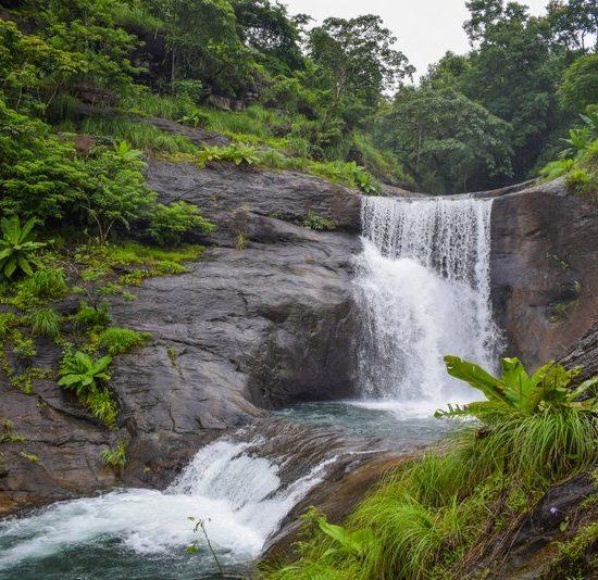 paithalmala Ezharakundu Falls