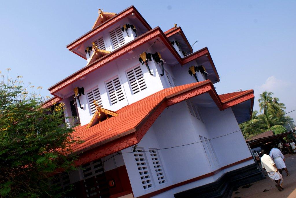 Parassinikadavu Muthappan Temple