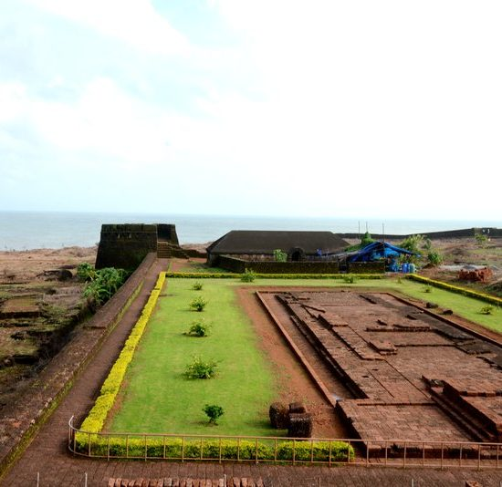 bekal fort and beach