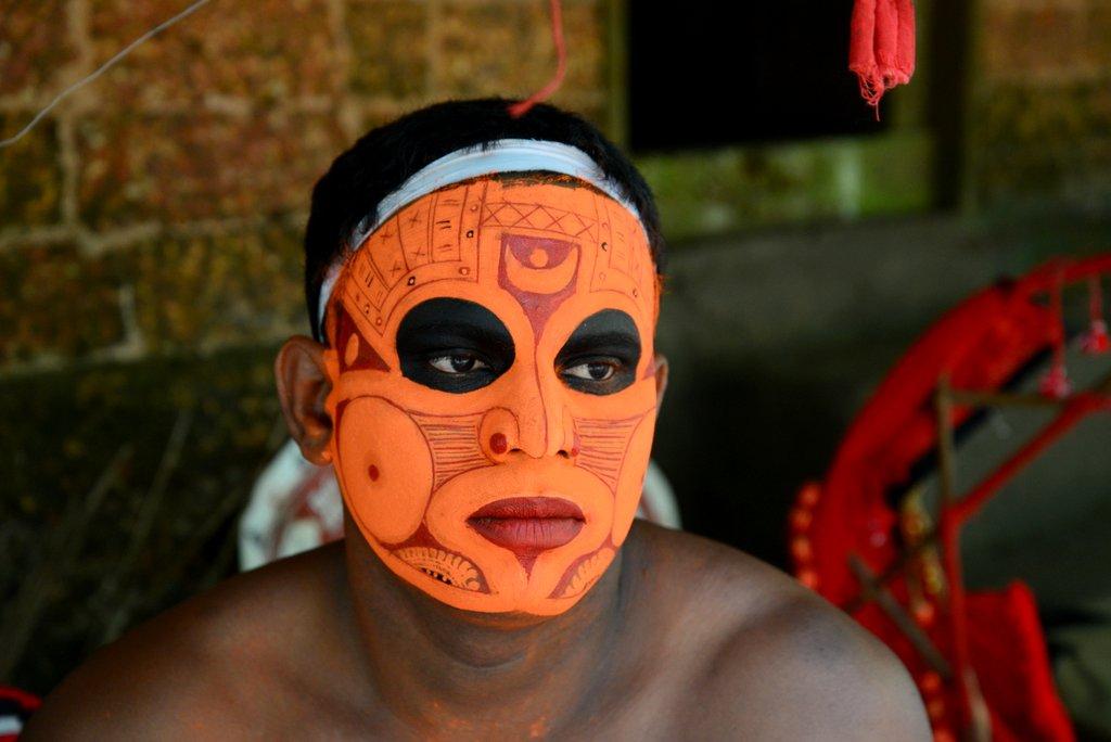 Theyyam Responsible Tourism Kerala