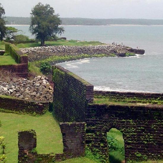 Kannur Saint Angelo Fort