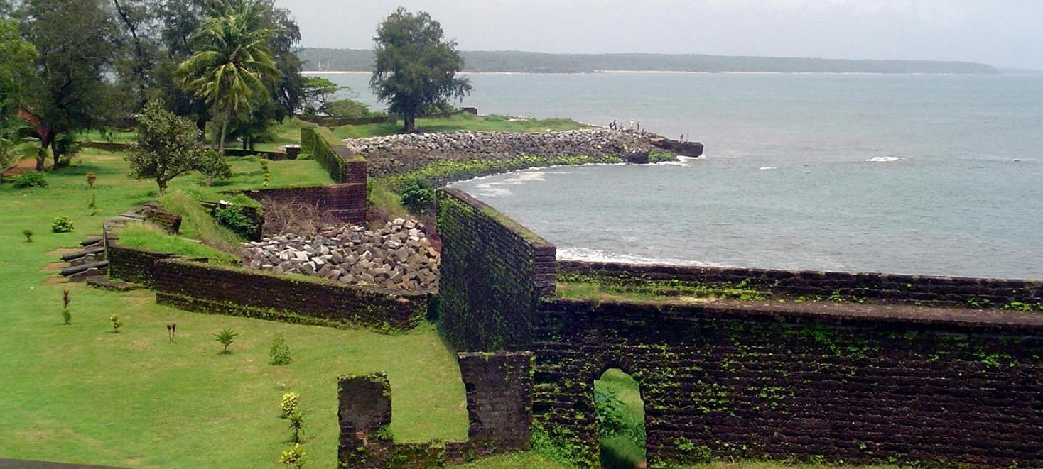 Kannur Saint Angelo Fort