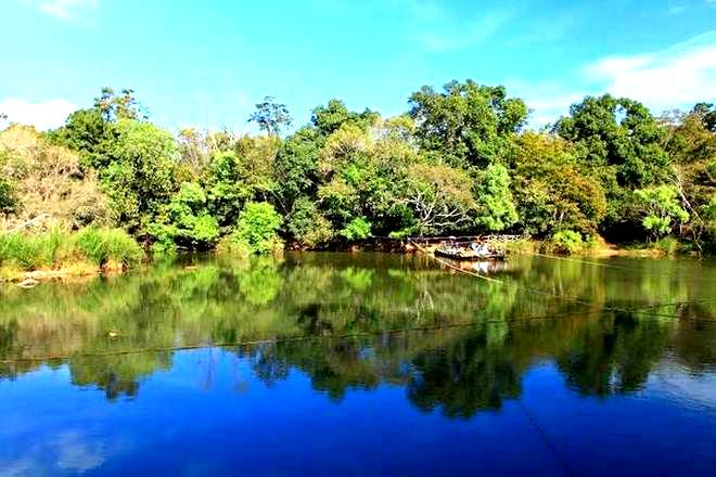 Kuruva Island Wayanad