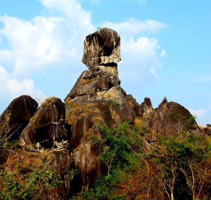 Phantom Rock Wayanad
