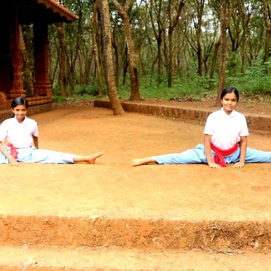 Kalaripayattu Martial Art Kerala