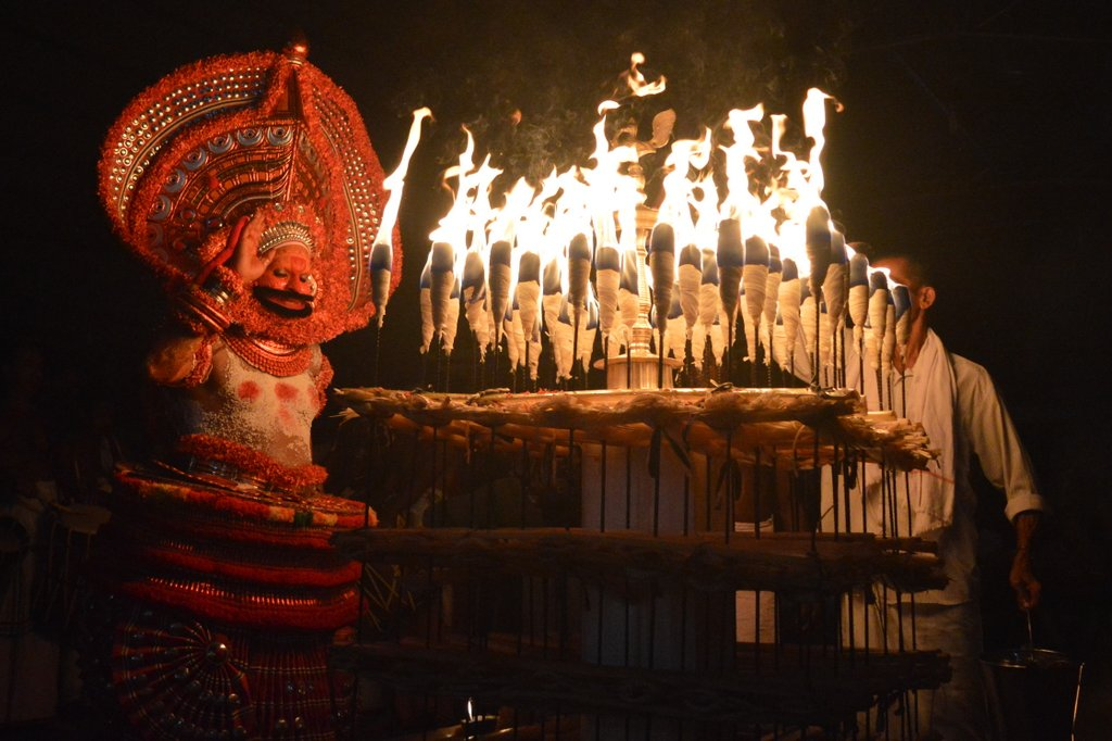Theyyam Tour Packages 1 Nights 2 Days