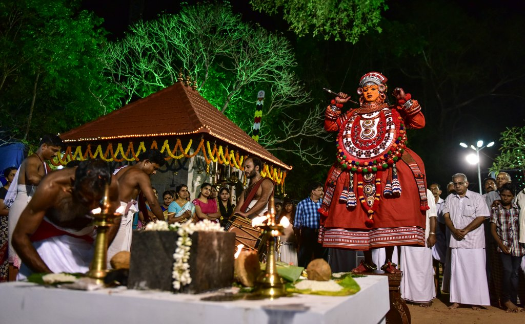 Theyyam Tour Packages 2 Nights 3 Days