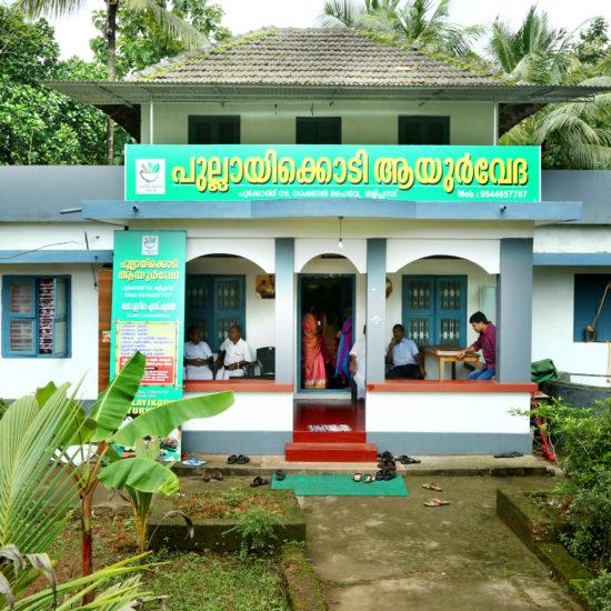 PEACE Homestay Pullayikody Ayurveda