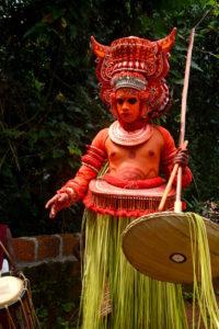 Kaalichan Theyyam