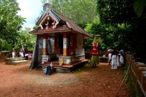 Valiya Valappil Chamundi Devasthanam